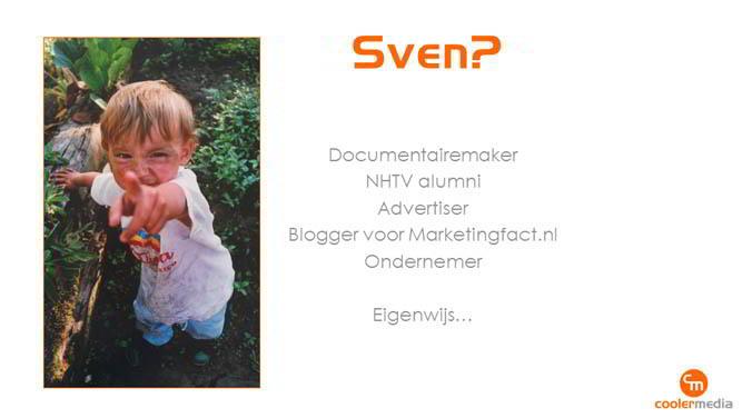 Profiel Sven