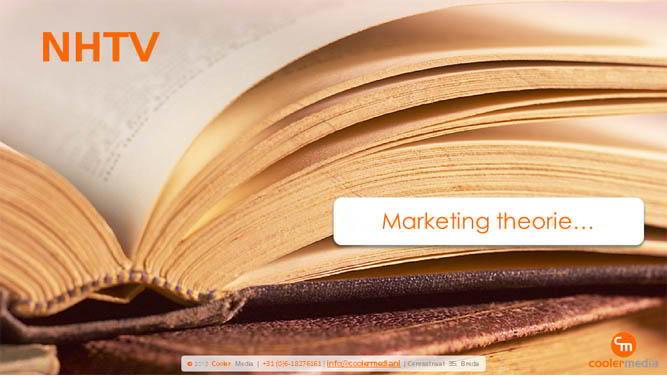 NHTV marketing presentatie