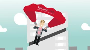 Buisness Animatie - Finance Club - Join the finance club
