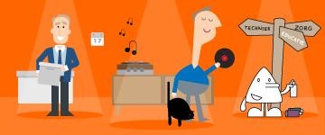 Cooler Media - Huisstijl animatie