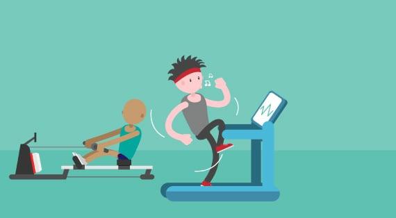 life fitness uitleganimatie