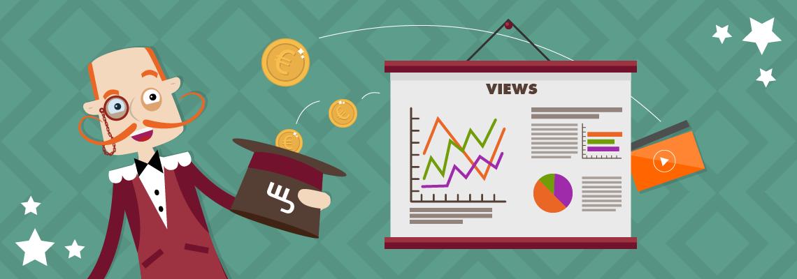online commercial statistics