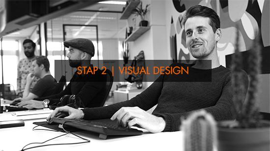 Stap 2 | Visual Design