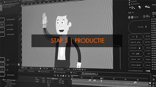 Stap 3 | Productie