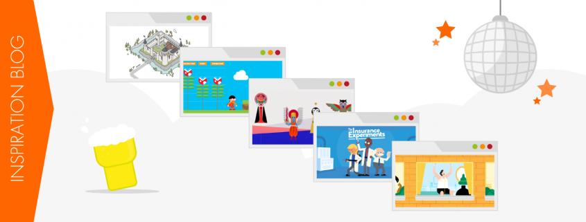 HTML5 Websites   Inspiration