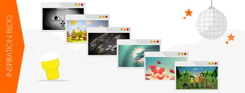 Texturen in animatie