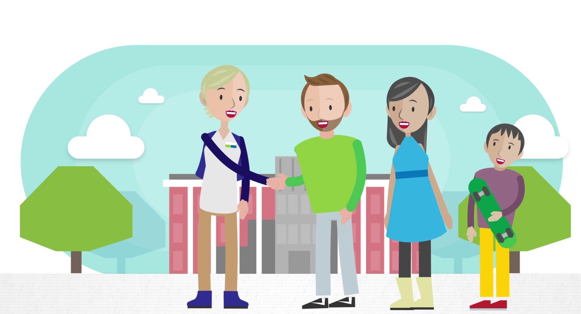 animatie voor overheid en gemeentes