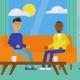 NxtPage BlueMonque - Kanker doet veel met je