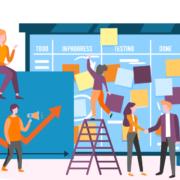 Agile marketing met video