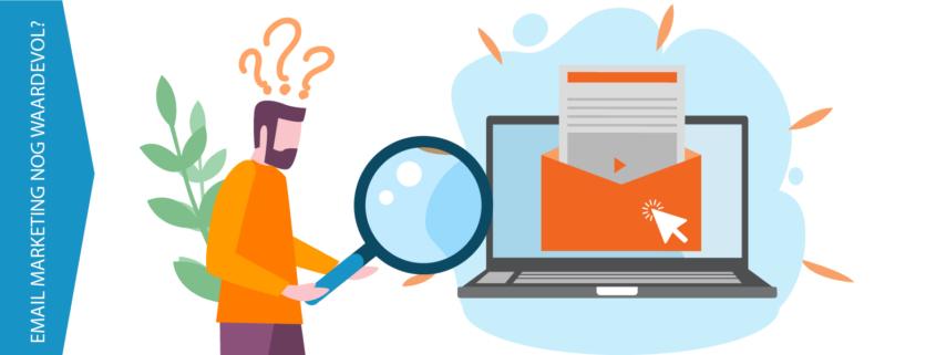 Email marketing nog waardevol