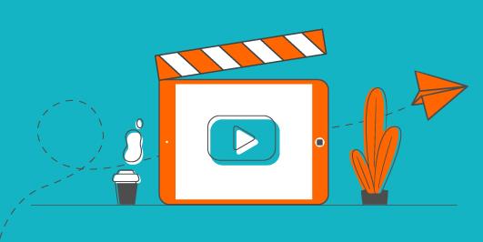 ephemeral video inzetten