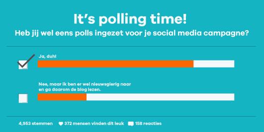 poll op social media